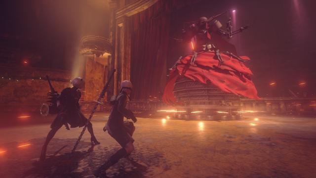 NieR: Automata Become as Gods Edition screenshot 17