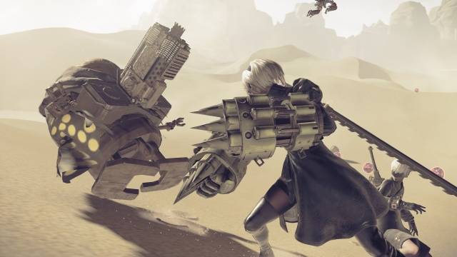 NieR: Automata Become as Gods Edition screenshot 20