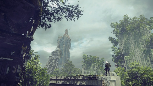NieR: Automata Become as Gods Edition screenshot 21