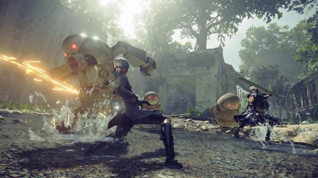 NieR: Automata Become as Gods Edition screenshot 22