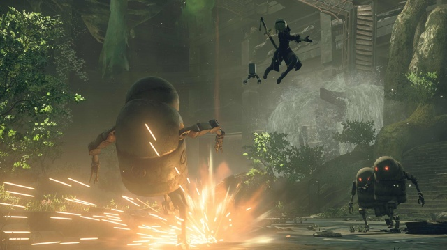 NieR: Automata Become as Gods Edition screenshot 25