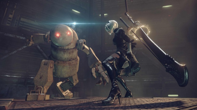NieR: Automata Become as Gods Edition screenshot 26