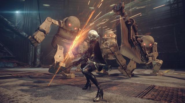 NieR: Automata Become as Gods Edition screenshot 27