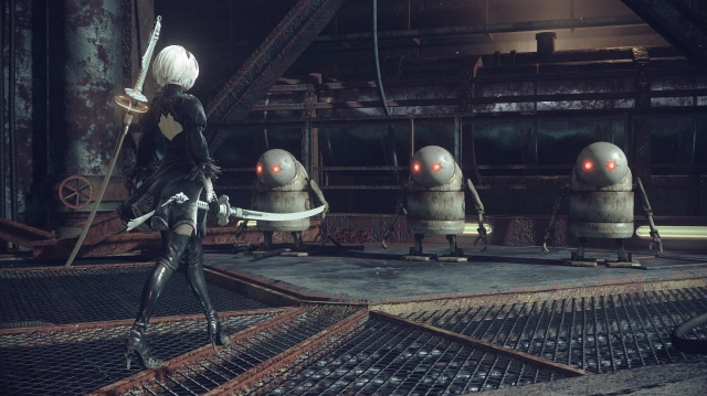 NieR: Automata Become as Gods Edition screenshot 29
