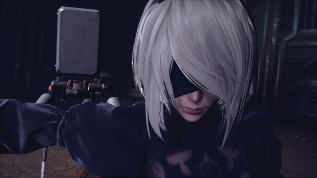 NieR: Automata Become as Gods Edition screenshot 30