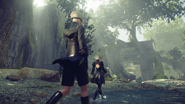 NieR: Automata Become as Gods Edition screenshot 31