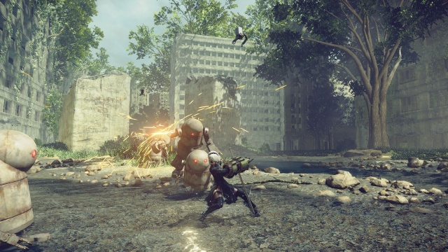 NieR: Automata Become as Gods Edition screenshot 32