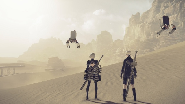 NieR: Automata Become as Gods Edition screenshot 33