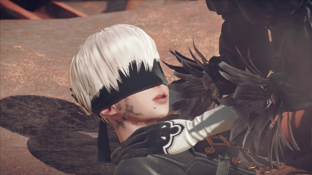 NieR: Automata Become as Gods Edition screenshot 34
