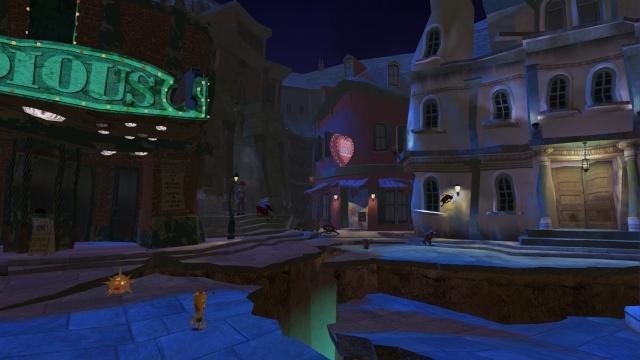 Voodoo Vince: Remastered screenshot