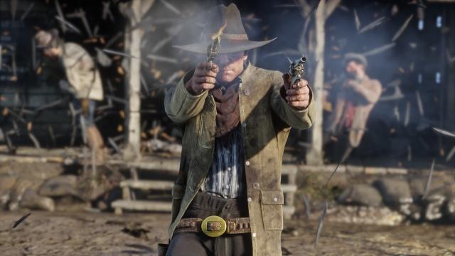 Red Dead Redemption 2 screenshot 13