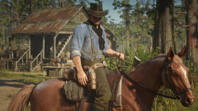 Red Dead Redemption 2 screenshot 56