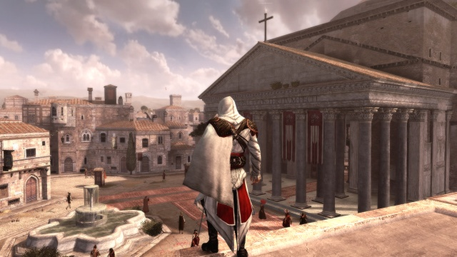 Assassin's Creed The Ezio Collection screenshot 3