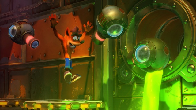Crash Bandicoot N. Sane Trilogy screenshot 10