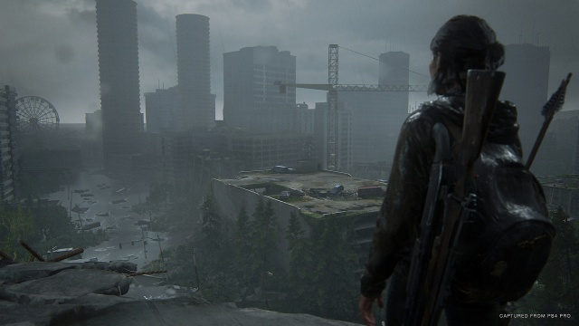 Last of Us Part II review screenshot