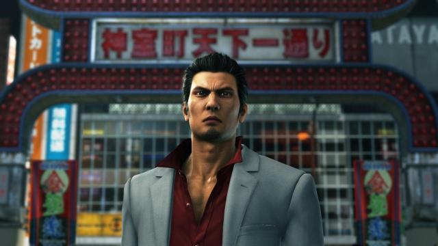 Yakuza 6: The Song of Life screenshot 5