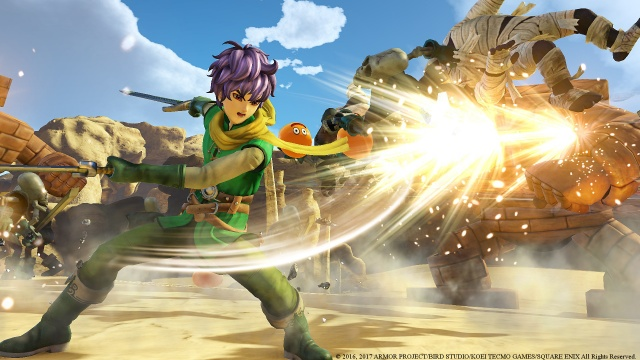 Dragon Quest Heroes II screenshot 46
