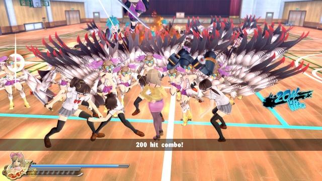 Senran Kagura Estival Versus screenshot 4