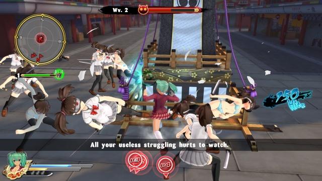 Senran Kagura Estival Versus screenshot 10