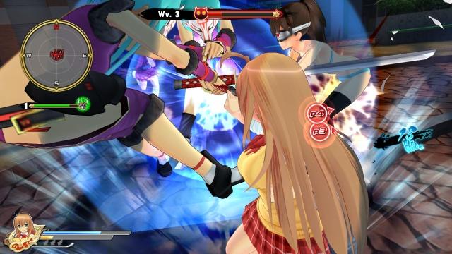Senran Kagura Estival Versus screenshot 14