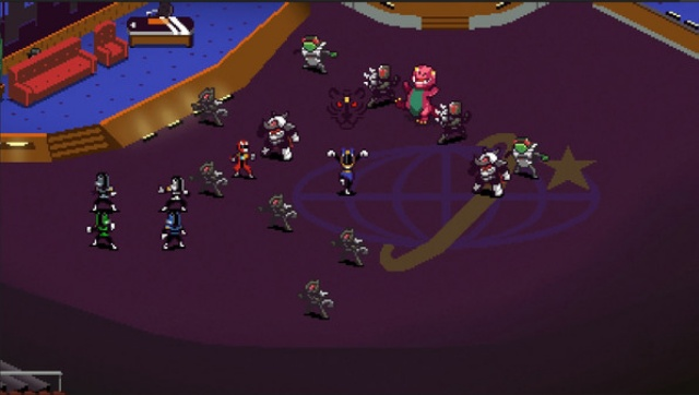 Chroma Squad screenshot 1