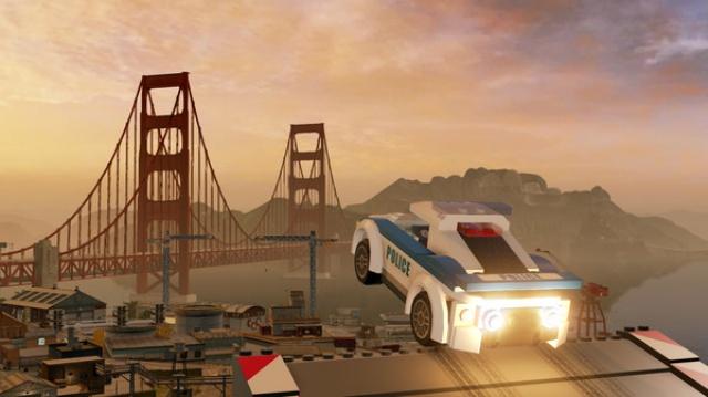 LEGO City Undercover screenshot 2
