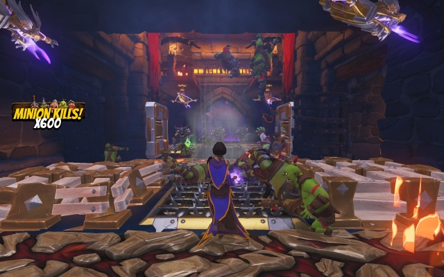 Orcs Must Die! Unchained screenshot 10