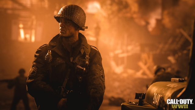 Call of Duty: WWII screenshot 2