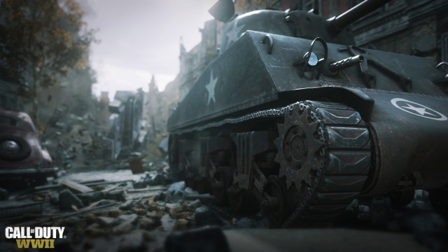 Call of Duty: WWII screenshot 4