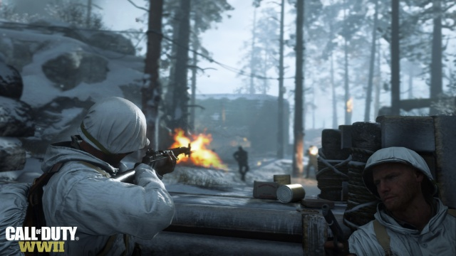 Call of Duty: WWII screenshot 7