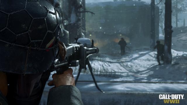 Call of Duty: WWII screenshot 9