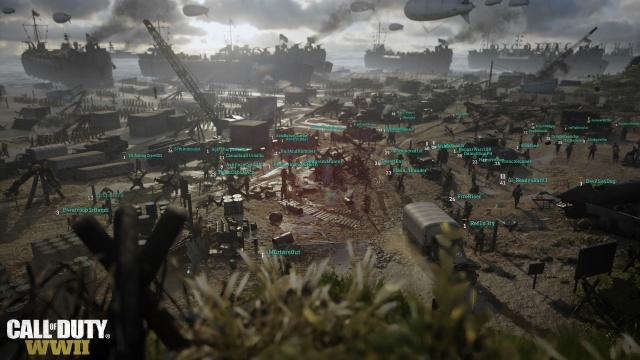 Call of Duty: WWII screenshot 12