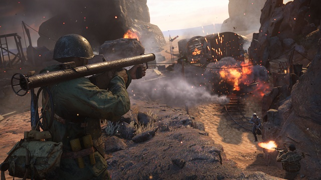 Call of Duty: WWII screenshot 56