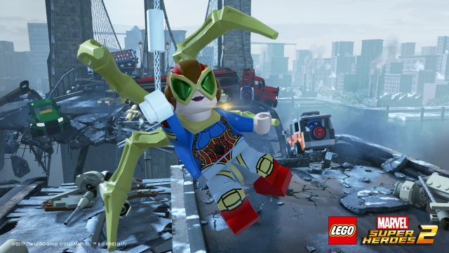 LEGO Marvel Super Heroes 2 screenshot 8