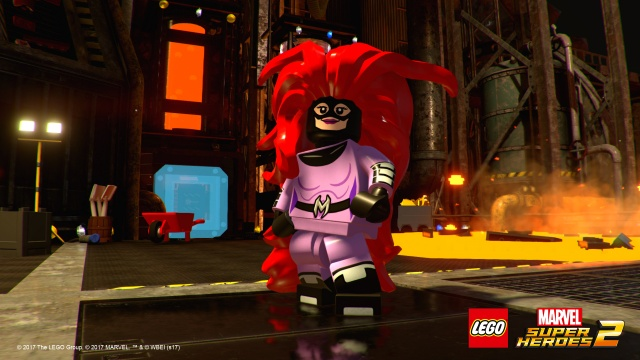 LEGO Marvel Super Heroes 2 screenshot 11