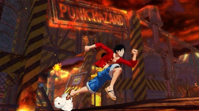 One Piece: Unlimited World Red Deluxe Edition screenshot 3