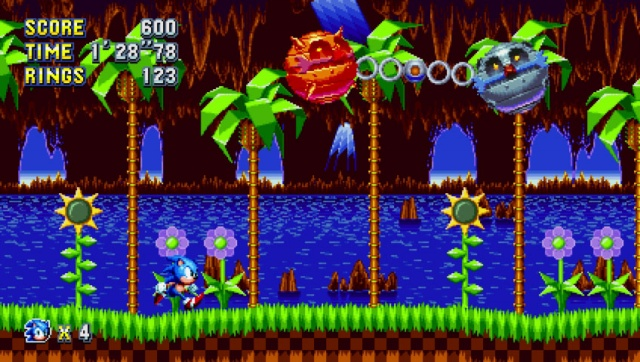 Sonic Mania screenshot 2