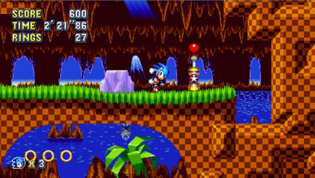 Sonic Mania screenshot 3