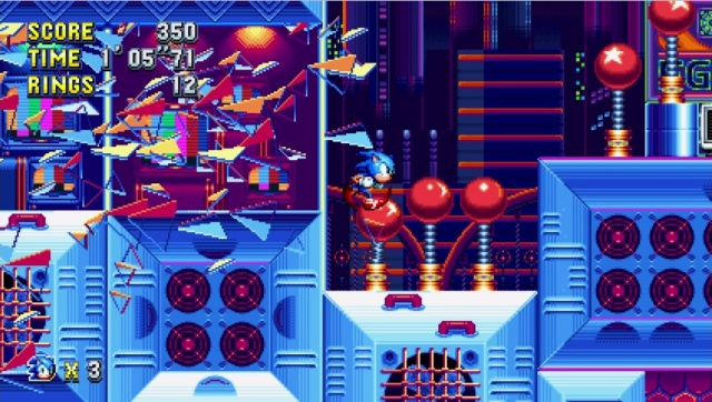 Sonic Mania screenshot 6