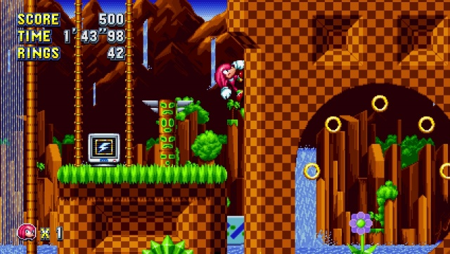 Sonic Mania screenshot 7