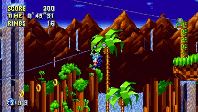 Sonic Mania screenshot 8