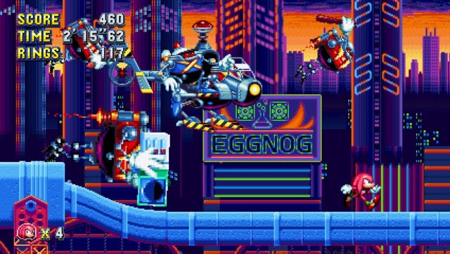 Sonic Mania screenshot 9