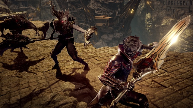 Code Vein screenshot 1