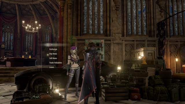 Code Vein screenshot 12