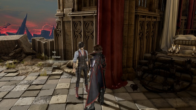 Code Vein screenshot 24