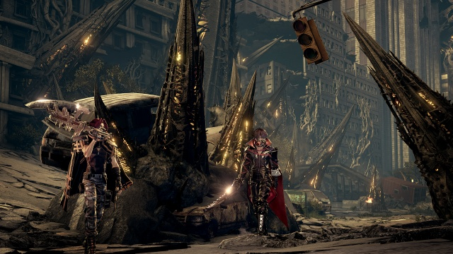 Code Vein screenshot 32