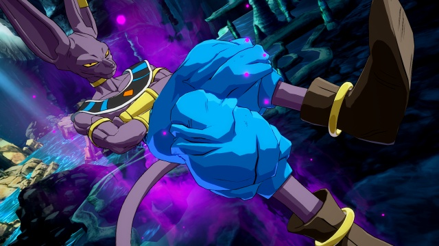 Dragon Ball FighterZ screenshot 17