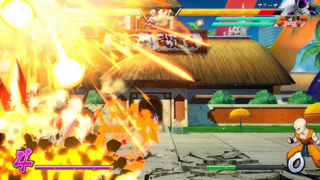Dragon Ball FighterZ screenshot 18
