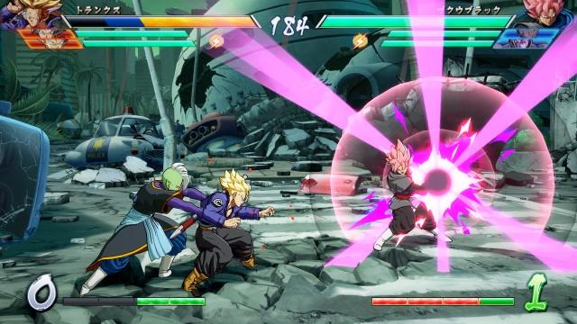 Dragon Ball FighterZ screenshot 34
