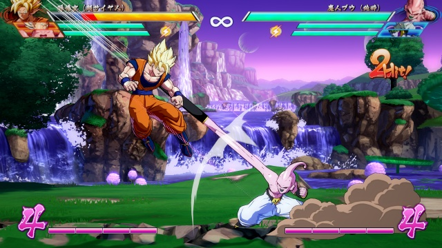 Dragon Ball FighterZ screenshot 46